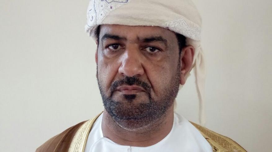 المواطن عبدالله بن حمد العزاني