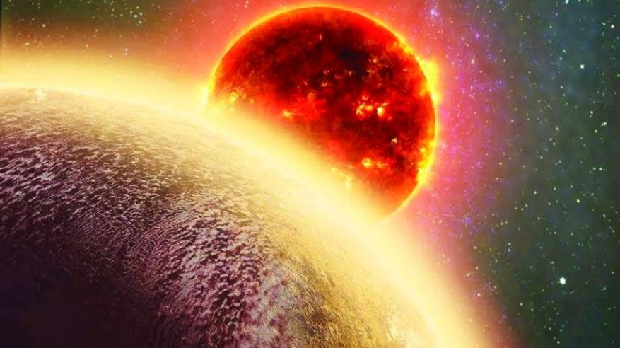 اكتشاف كوكب بحجم الأرض
