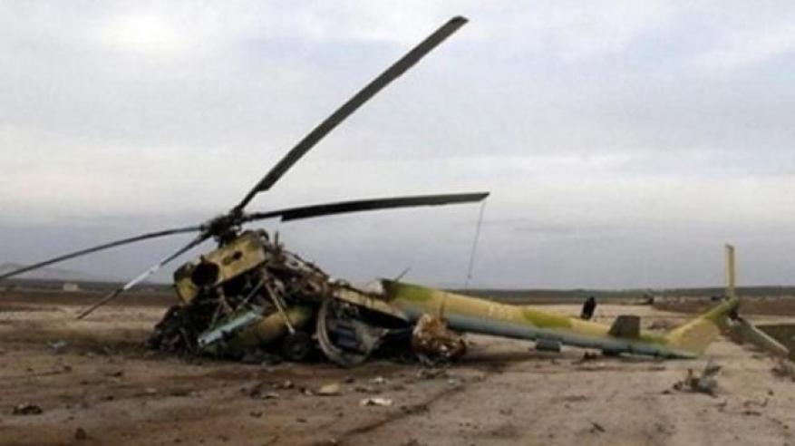 مقتل مدرب أمريكي في تحطم هليكوبتر بالرياض