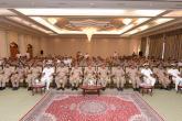 بدء أعمال ندوة الأمن والسلامة بمشاركة الجهات العسكرية والأمنية