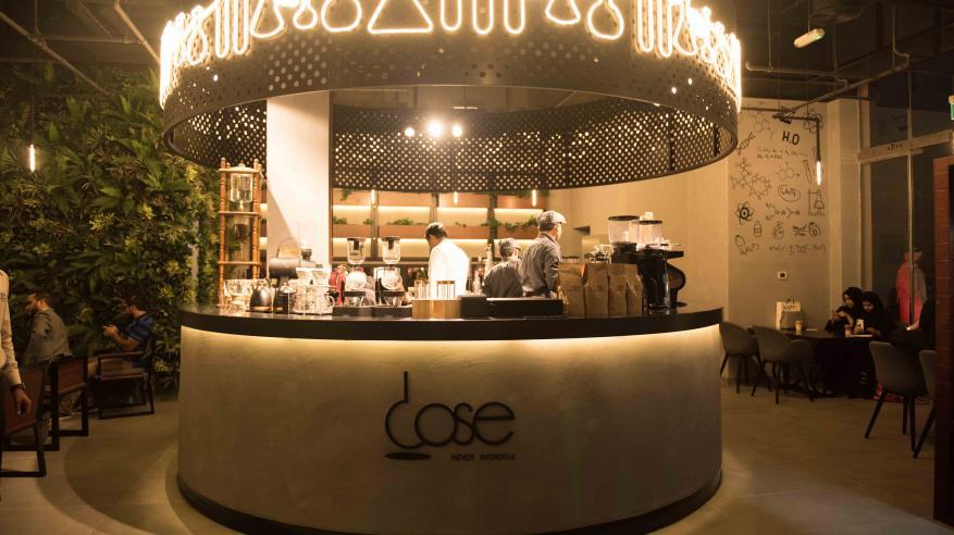 """""""دوز كافيه"""" يقدم تجربة جديدة للاستمتاع بمذاق القهوة """"الأورجانيك"""""""