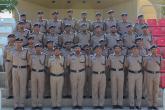 أكاديمية الشرطة تختتم دورة تأهيل المهارات للضباط