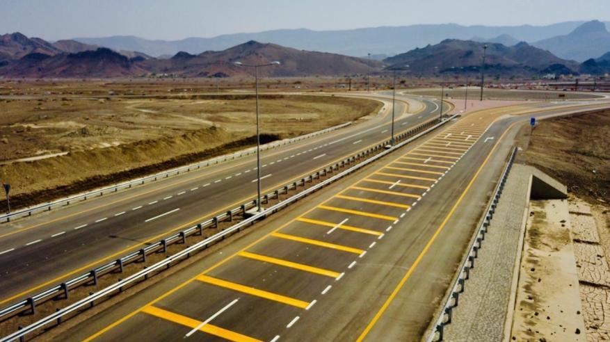 افتتاح طريق (1)
