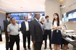 """المستثمرون في هانزو الصينية يبدون اهتماما بقطاع المعادن في """"الدقم"""""""
