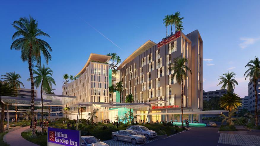 أول مرة في السلطنة.. افتتاح فندق هيلتون جاردن إن الإثنين المقبل