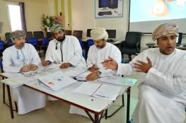 """بدء تقييم جائزة السلطان قابوس للتنمية المستدامة بـ""""تعليمية ظفار"""""""