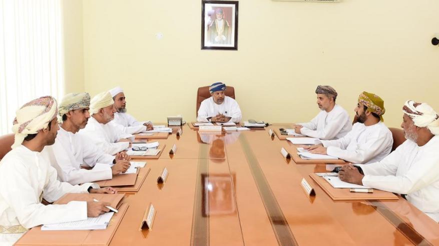 اللجنة العليا لانتخابات أعضاء مجلس الشورى للفترة التاسعة تعقد اجتماعها السادس