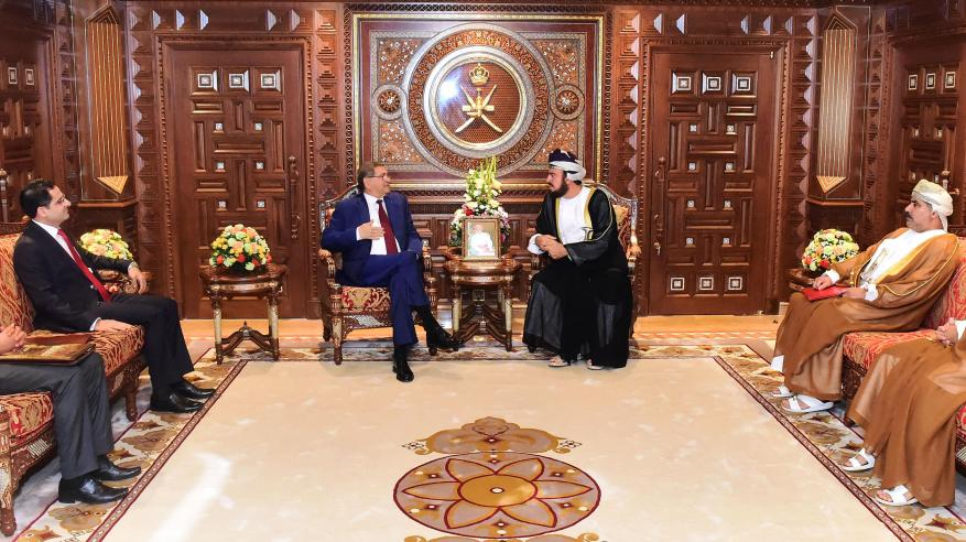 """جلالة السلطان يتلقى دعوة لحضور """"القمة العربية"""" بتونس"""