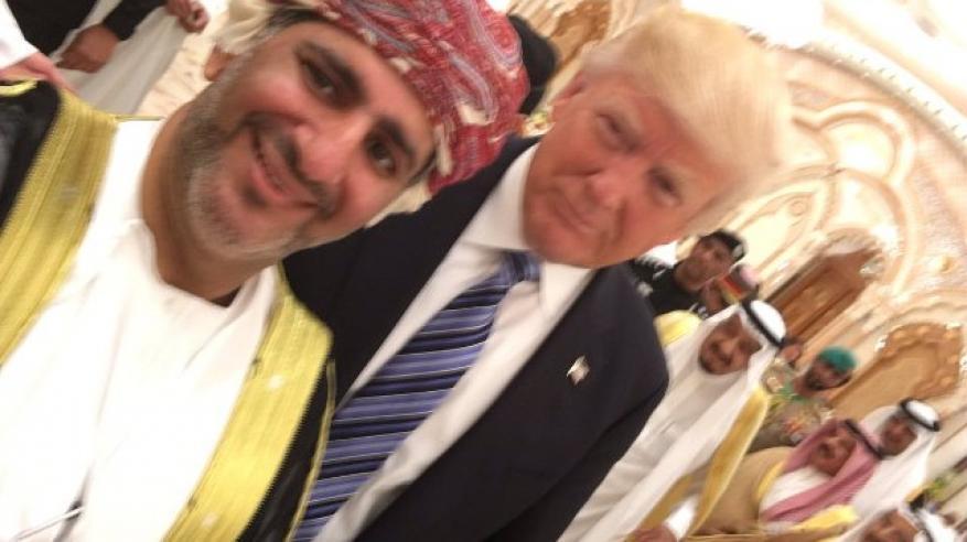 حمود الطوقي يحصد أعلى نسبة تصويت كأفضل صحفي عماني