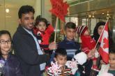 فاجعة لعائلة سورية في كندا