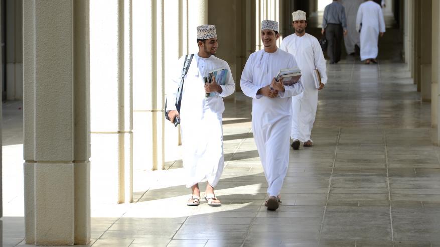 جامعة السلطان قابوس تستقبل طلبة الدفعة 31 بأسبوع تعريفي.. الأحد المقبل