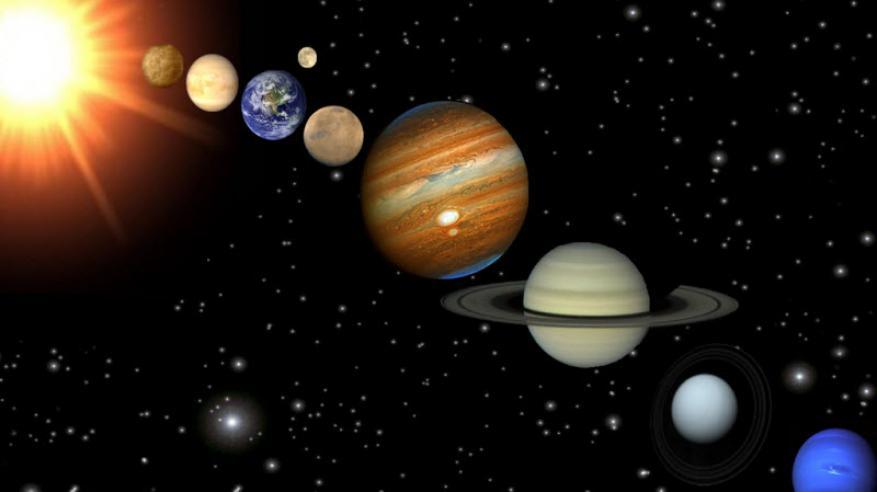 رصد كوكب متجمد أكبر من الأرض بالقرب من المجموعة الشمسية