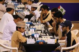"""""""مرباط"""" يتصدّر بطولة الأندية للشطرنج الكلاسيك للمصنفين"""