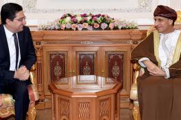 السيد فهد يناقش التعاون القائم بين السلطنة والمغرب على مختلف الأصعدة
