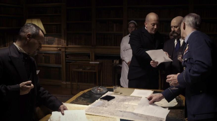 وعد بلفور.. فيلم يؤكد أهمية الوثيقة التاريخية (6)