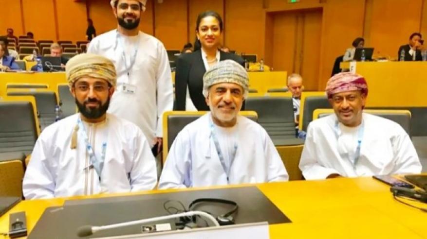 السلطنة تشارك في أعمال مؤتمر اتحاد البريد العالمي