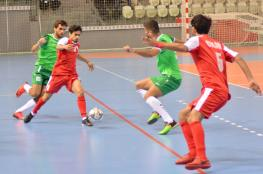 الأحمر الجامعي يصل لنهائي البطولة العربية للجامعات