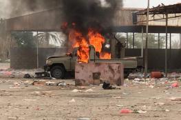 """اليمن: المدنيون يحتمون بالمدارس من قصف طائرات """"التحالف"""" في معركة الحديدة"""