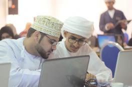 """إشادة بجودة محتوى """"100 مبتكر عماني"""" ضمن فعاليات """"الرؤية لمبادرات الشباب 2019"""""""