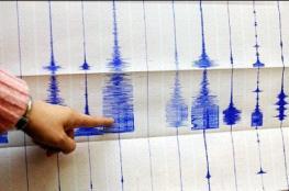 زلزال خفيف يضرب القاهرة
