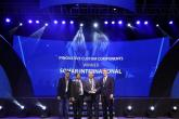 """""""صحار الدولي"""" يفوز بجائزة """"إنفوسيس فيناكل"""" للمنتجات المبتكرة"""