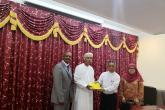 مركز الدراسات العمانية بجامعة السلطان قابوس يزور سلطنة بروناي