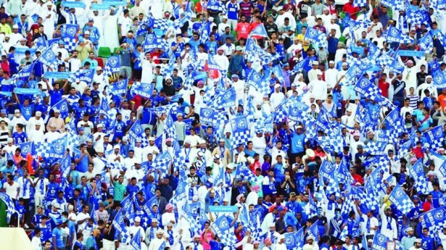 """الهلال السعودي يختار مسقط لملاقاة الفرق الإيرانية في """"أبطال آسيا"""""""