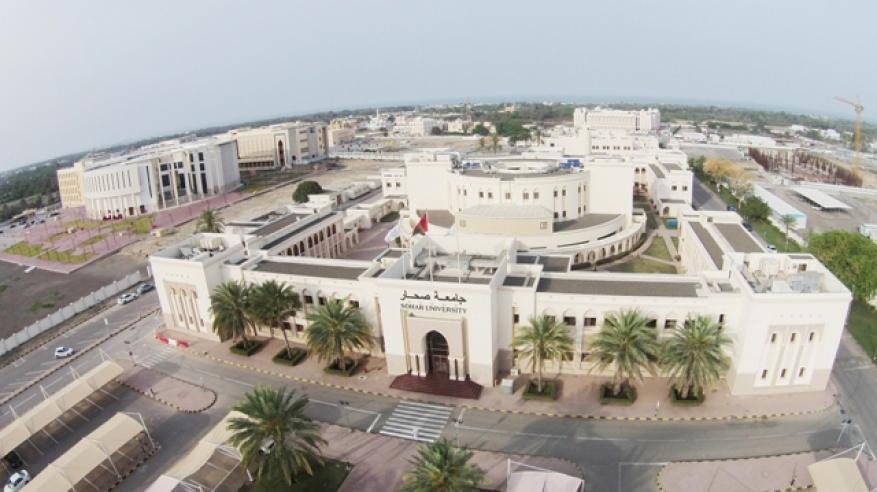 جامعة صحار تستعد للعام الأكاديمي الجديد لضمان توفير بيئة تعليمية ملائمة تعزز التحصيل الدراسي