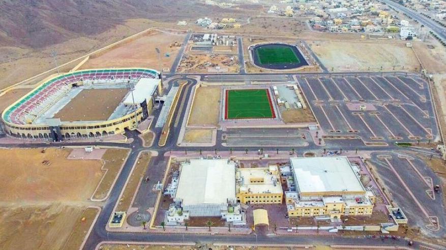 رسميًّا.. افتتاح مجمع الرستاق الرياضي سبتمبر المقبل