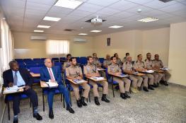 ورشة للتخطيط الاستراتيجي بأكاديمية الشرطة