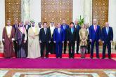تحيات جلالة السلطان إلى الرئيس المصري ينقلها وزير الشؤون الرياضية