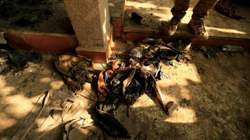 العثور على 100 جثة مفصولة الرأس في الموصل
