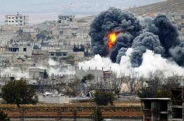 مقتل 40  شخصاً في  ضربات جوية تقودها روسيا على شمال غرب سوريا