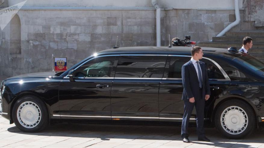 قبل لقاء ميركل.. بوتين يحضر عرس ابنة الطيار الخاص لملك الأردن
