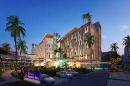 افتتاح فندق هيلتون جاردن إن رسميا بمسقط في 25 فبراير