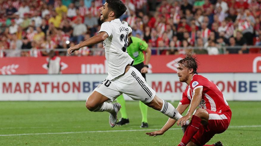 بالفيديو..أهداف مباراة ريال مدريد وجيرونا في الدوري الإسباني (4-1)