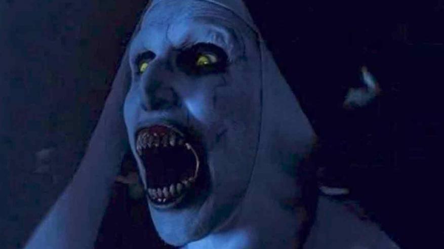 شاهد..التريلر الجديد لأكثر الأفلام رعباً .. the nun