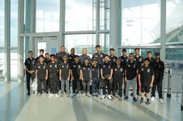 وصول بعثة السلطنة المشاركة في بطولة كيم يونج الدولية للتكواندوا بكوريا الجنوبية