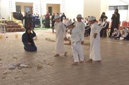 مدرسة جماح ببهلاء تكرم مجيدات المسابقة القرائية