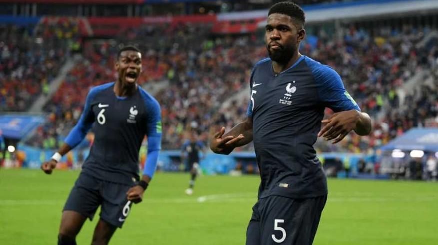 فرنسا على اعتاب منصة التتويج