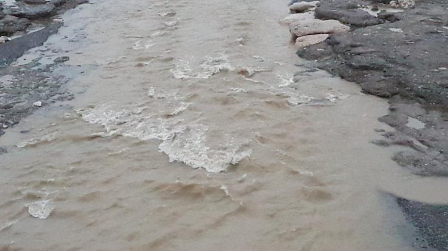 فرص لأمطار رعدية على بعض المناطق والمضيبي تسجل أعلى كمية هطول