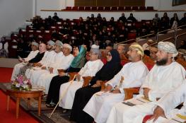 اليوم التعريفي بالدراسات العليا يستهدف 1020 طالبا وطالبة بجامعة السلطان قابوس