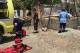 وفاة شخص سقط في بئر بولاية بهلاء