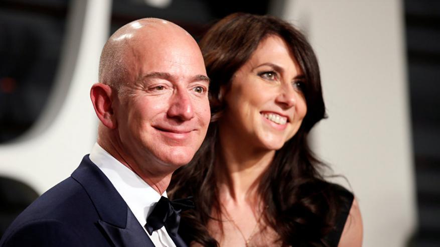 طليقة أغنى رجل في العالم تكشف تفاصيل الانفصال