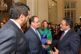 بالصور.. ترويج سياحي للسلطنة في باريس بحضور الرئيس الفرنسي السابق