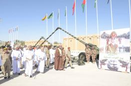 لواء المشاة (11) وقوات الفرق بالجيش السلطاني العماني يحتفلان بيوم القوات المسلحة
