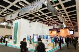 مشاركة عمانية متألقة بالتأشيرة الإلكترونية والمطار الجديد ومحاكاة المريخ في بورصة السفر العالمية ببرلين