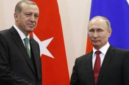 """""""فورين بوليسي"""": صفقة بوتين وأردوغان في سوريا لن تنهي الحرب الدموية"""
