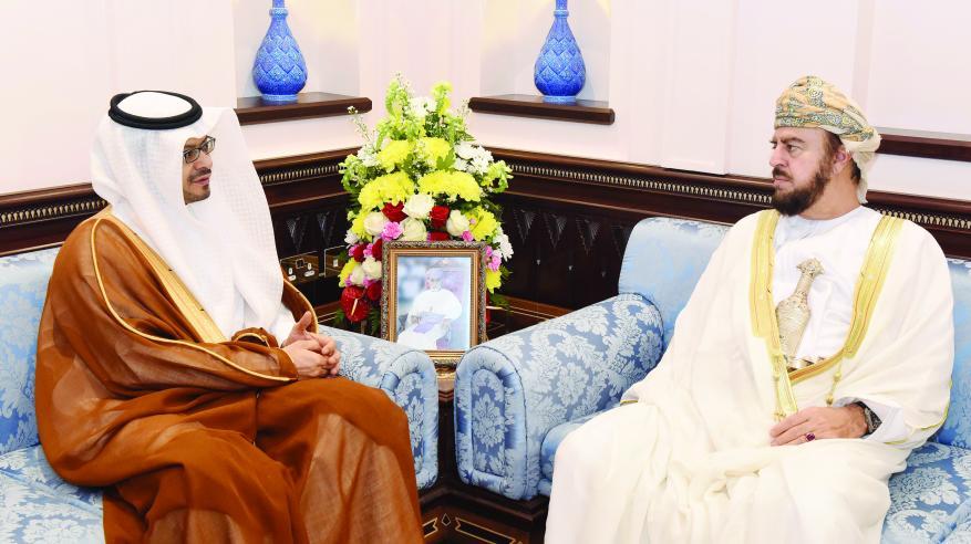 """جلالة السلطان يتلقى دعوة لحضور """"قمة مكة"""""""