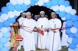 بنك مسقط يحتفل بافتتاح الملعب المعشب الجديد لفريق الهلال في نخل